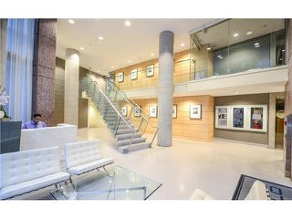 """Photo 3: 1702 1205 W HASTINGS Street in Vancouver: Coal Harbour Condo for sale in """"CIELO"""" (Vancouver West)  : MLS®# V1131445"""