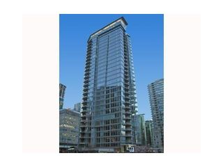 """Main Photo: 1702 1205 W HASTINGS Street in Vancouver: Coal Harbour Condo for sale in """"CIELO"""" (Vancouver West)  : MLS®# V1131445"""