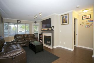 "Photo 2: 107 2960 TRETHEWEY Street in Abbotsford: Abbotsford West Condo for sale in ""CASCADE GREEN"" : MLS®# R2016476"