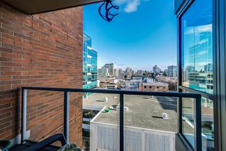 Photo 13: 807 1575 W 10TH Avenue in Vancouver: Fairview VW Condo for sale (Vancouver West)  : MLS®# R2029744