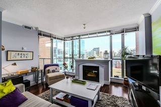Photo 3: 807 1575 W 10TH Avenue in Vancouver: Fairview VW Condo for sale (Vancouver West)  : MLS®# R2029744