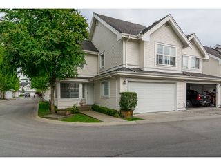 "Photo 1: 71 17097 64 Avenue in Surrey: Cloverdale BC Townhouse for sale in ""The Kentucky"" (Cloverdale)  : MLS®# R2064911"
