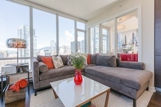 "Photo 4: 2909 833 HOMER Street in Vancouver: Downtown VW Condo for sale in ""ATELIER"" (Vancouver West)  : MLS®# R2068183"