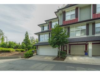 "Photo 2: 47 18199 70 Avenue in Surrey: Cloverdale BC Townhouse for sale in ""Augusta"" (Cloverdale)  : MLS®# R2074577"