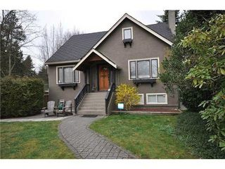 Photo 2: 3993 KING EDWARD Ave W: Dunbar Home for sale ()  : MLS®# V1100148