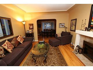 Photo 3: 3993 KING EDWARD Ave W: Dunbar Home for sale ()  : MLS®# V1100148