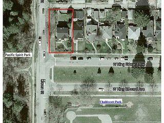 Photo 1: 3993 KING EDWARD Ave W: Dunbar Home for sale ()  : MLS®# V1100148