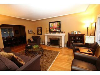 Photo 4: 3993 KING EDWARD Ave W: Dunbar Home for sale ()  : MLS®# V1100148