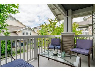 """Photo 2: 155 20033 70TH Avenue in Langley: Willoughby Heights Townhouse for sale in """"DENIM II"""" : MLS®# R2091799"""