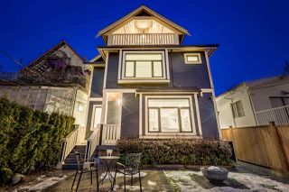 Photo 1: 1758 E 13TH Avenue in Vancouver: Grandview VE 1/2 Duplex for sale (Vancouver East)  : MLS®# R2132756