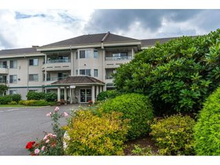 "Photo 1: 210 2451 GLADWIN Road in Abbotsford: Abbotsford West Condo for sale in ""Centennial Court"" : MLS®# R2145469"