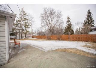 Photo 16: 240 Wallasey Street in Winnipeg: Silver Heights Residential for sale (5F)  : MLS®# 1705932