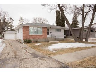 Photo 2: 240 Wallasey Street in Winnipeg: Silver Heights Residential for sale (5F)  : MLS®# 1705932