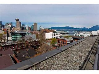 Photo 10: 505 28 POWELL Street in Vancouver East: Home for sale : MLS®# V962880