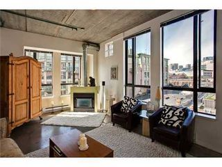 Photo 4: 505 28 POWELL Street in Vancouver East: Home for sale : MLS®# V962880