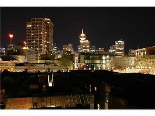 Photo 9: 505 28 POWELL Street in Vancouver East: Home for sale : MLS®# V962880