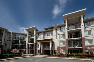 "Photo 1: 317 3192 GLADWIN Road in Abbotsford: Central Abbotsford Condo for sale in ""BROOKLYN"" : MLS®# R2162188"