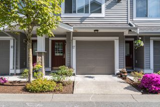 "Photo 3: 17 20449 66 Avenue in Langley: Willoughby Heights Townhouse for sale in ""NATURE'S LANDING"" : MLS®# R2163715"