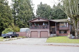 "Photo 1: 3496 198 Street in Langley: Brookswood Langley House for sale in ""Meadowbrooke"" : MLS®# R2168716"