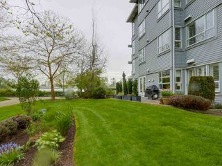 "Photo 3: 108 1880 E KENT AVENUE SOUTH in Vancouver: Fraserview VE Condo for sale in ""PILOT HOUSE AT TUGBOAT LANDING"" (Vancouver East)  : MLS®# R2057021"