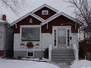 Photo 1: 2212 Edgar Street in Regina: Broders Annex Residential for sale : MLS®# SK714692