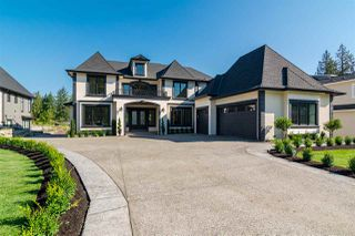 """Photo 1: 21807 86A Avenue in Langley: Fort Langley House for sale in """"Topham Estates"""" : MLS®# R2236359"""