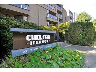 "Photo 18: 402 1040 PACIFIC Street in Vancouver: West End VW Condo for sale in ""Chelsea Terrace"" (Vancouver West)  : MLS®# R2239009"