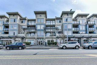 Photo 1: 205 15380 102A Avenue in Surrey: Guildford Condo for sale (North Surrey)  : MLS®# R2274026