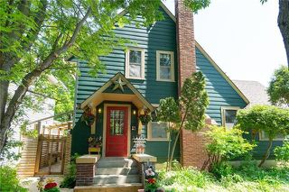 Main Photo: 19 Deer Lodge Place in Winnipeg: Deer Lodge Residential for sale (5E)  : MLS®# 1813805