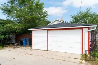 Photo 20: 196 Mighton Avenue in Winnipeg: Elmwood Residential for sale (3A)  : MLS®# 1823934