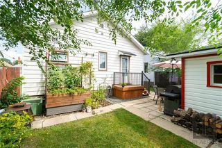 Photo 15: 196 Mighton Avenue in Winnipeg: Elmwood Residential for sale (3A)  : MLS®# 1823934