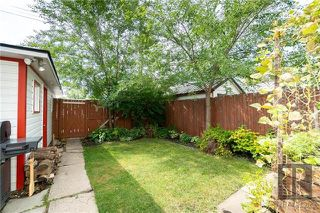 Photo 18: 196 Mighton Avenue in Winnipeg: Elmwood Residential for sale (3A)  : MLS®# 1823934