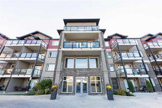 Main Photo: 114 12408 15 Avenue in Edmonton: Zone 55 Condo for sale : MLS®# E4133093