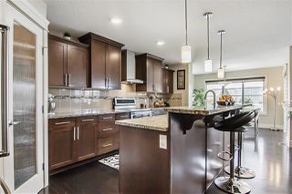 Main Photo: 7333 ARMOUR Crescent in Edmonton: Zone 56 House for sale : MLS®# E4136016