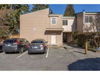 "Photo 1: 77 15265 105 Avenue in Surrey: Guildford Townhouse for sale in ""Guildford Mews"" (North Surrey)  : MLS®# R2327067"