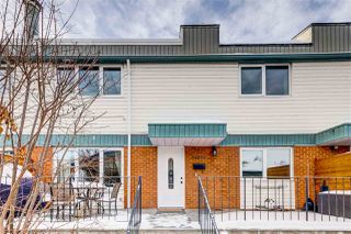 Main Photo: 14220 91 Avenue NW in Edmonton: Zone 10 Townhouse for sale : MLS®# E4140278