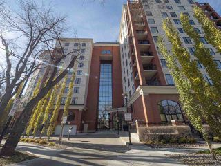 Main Photo: 404 10108 125 Street in Edmonton: Zone 07 Condo for sale : MLS®# E4140537