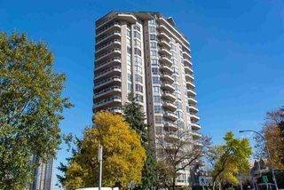 """Main Photo: 1505 1245 QUAYSIDE Drive in New Westminster: Quay Condo for sale in """"The Rivera"""" : MLS®# R2337409"""