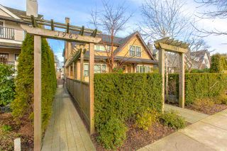 Main Photo: 1969 W 13TH Avenue in Vancouver: Kitsilano Townhouse for sale (Vancouver West)  : MLS®# R2340035