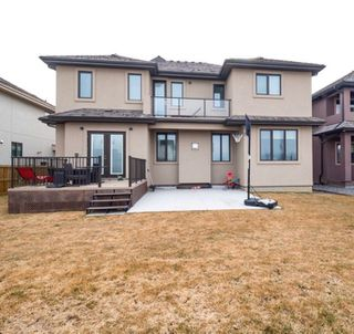 Photo 30: 3654 WESTCLIFF Way in Edmonton: Zone 56 House for sale : MLS®# E4144214