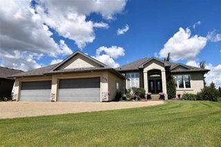 Main Photo: 295 ESTATE WAY Crescent: Rural Sturgeon County House for sale : MLS®# E4144489