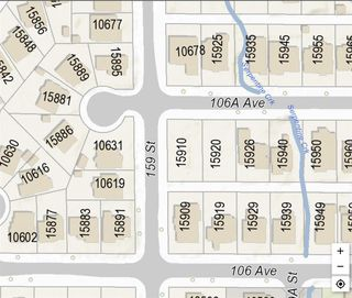 Photo 1: 15920 106A Avenue in Surrey: Fraser Heights Land for sale (North Surrey)  : MLS®# R2345505