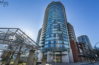 "Main Photo: 2503 58 KEEFER Place in Vancouver: Downtown VW Condo for sale in ""FIRENZE"" (Vancouver West)  : MLS®# R2347981"