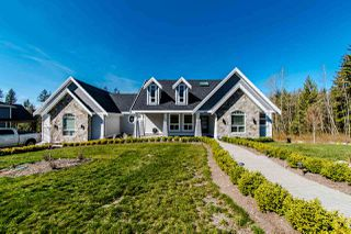 "Main Photo: 12385 267 Street in Maple Ridge: Northeast House for sale in ""MCFADDEN CREEK ESTATES"" : MLS®# R2352574"