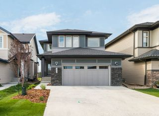 Main Photo: 3675 ALLAN Drive in Edmonton: Zone 56 House for sale : MLS®# E4153602