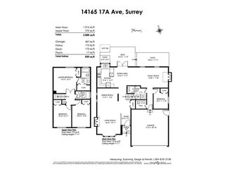 """Photo 20: 14165 17A Avenue in Surrey: Sunnyside Park Surrey House for sale in """"Ocean Bluff"""" (South Surrey White Rock)  : MLS®# R2373616"""