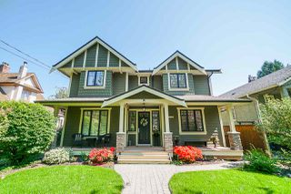 """Main Photo: 214 FIFTH Avenue in New Westminster: Queens Park House for sale in """"Queens Park"""" : MLS®# R2374274"""