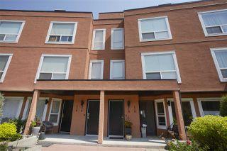 Photo 1: 213 10105 95 Street in Edmonton: Zone 13 Townhouse for sale : MLS®# E4159148