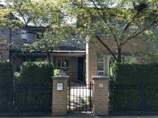 Main Photo: 57 6300 BIRCH Street in Richmond: McLennan North Townhouse for sale : MLS®# R2376593