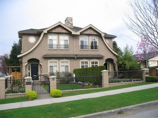 Photo 1:  in Vancouver: Marpole Home for sale ()  : MLS®# V644543